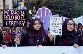 Times Strike Against Spanish Nationwide Hold And Culture Inequality Women Japan The Macho