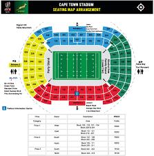 Newlands Rugby Stadium Seating Plan Imgbos Com