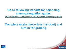 chapter 11 chemical reactions ppt balancing chemical equations super value activity kit