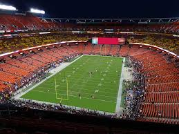 Fedexfield Tickets Washington Redskins Home Games