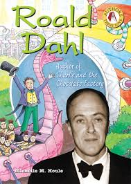 com roald dahl author of charlie and the chocolate  com roald dahl author of charlie and the chocolate factory authors teens love 9780766023536 michelle m houle books