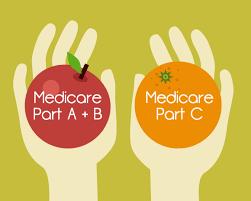 Image result for medicare part c illustration