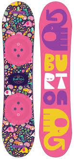 Burton Chicklet Size Chart Burton 2019 Girls Chicklet 100 Snowboard