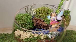 fairy garden terrarium. Plain Garden Terrarium Fairy Garden To Fairy Garden L