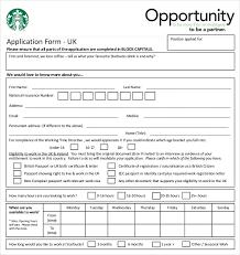 Free Sample Job Application Forms 10 Restaurant Application Templates Free Sample Example Format