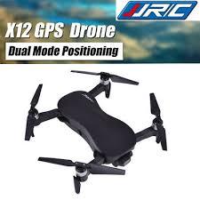 <b>JJRC X12 GPS</b>+5G WiFi 4K FPV HD Camera Positioning G-Sensor ...