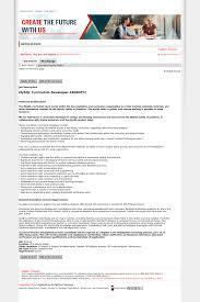 Mysql Curriculum Developer Job At Oracle In United Kingdom
