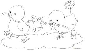 Disegni Pasquali Per Bambini Da Colorare Fredrotgans