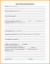 Event Planning Spreadsheet Budget Worksheet Xls Corporate