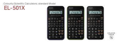 sharp calculator. el-501x sharp calculator