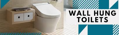 what is a wall hung toilet what to