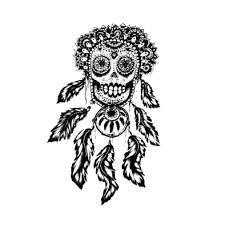 Mexican Dream Catcher Dream Catcher Dream Catcher Temporary Tattoo Momentary Ink 65