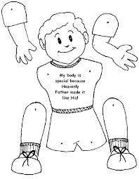 Small Picture Boy Body Coloring Page Coloring Pages For All Ages Coloring Home