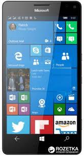 Rozetka.ua | Microsoft Lumia 950 XL Dual Sim White + док-станция ...