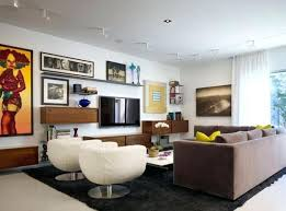 modern ethnic living room small tv. Living Room Furniture Tv Placement Around The On Wall Modern Set Of . Ethnic Small I