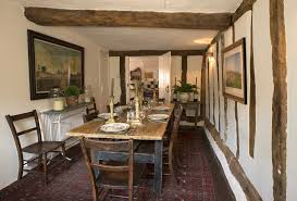 cottage office. The Old Post Office Dining Room Cottage