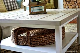 Coffee Tables With Basket Storage Coffee Table With Basket Storage Give Om Reviews