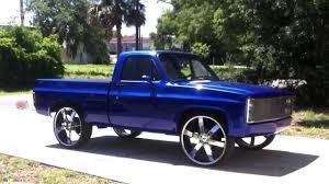 85 chevy box truck 454 28