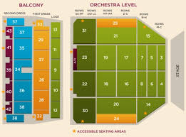 Ppac Seating Chart Providence Performing Arts Center