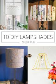 388 best Recycling lampshades images on Pinterest | Lamp shades ...