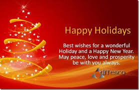 Holiday Greetings Quotes Enchanting Happy Holiday Quotes On QuotesTopics