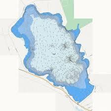 Webster Lake Fishing Map Us_nh_00870704 Nautical