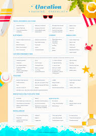 The Complete Travel Packing Checklist Land Of The Traveler