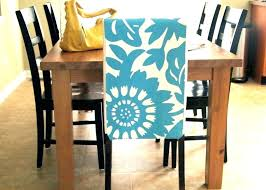 dining chairs loose dining chair covers fabric skirt endearing room covering leather chairs with cushion