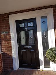 view larger image composite door in blyth with matching side panelcomposite door in blyth with matching side panel