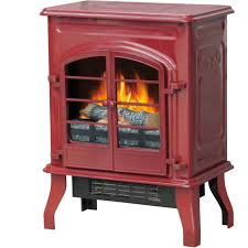 duraflame infrared fireplace heater stand fireplace heater