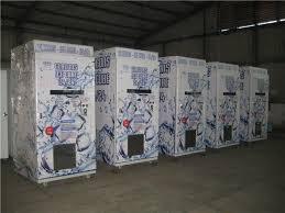 Commercial Ice Vending Machine Interesting Commercial Automatic Ice Vending Machine