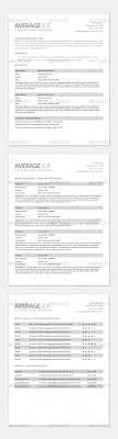 Slick Stylish Resume Indesign Cs3 2016 Workful Cv Resume