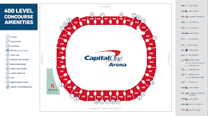 About Capital One Arena Washington Capitals