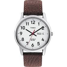 Timex Easy Reader Strap Watch, 34 MM-T20041 | Shopee Malaysia