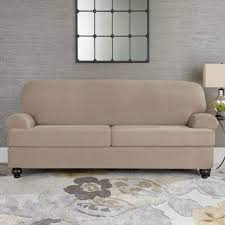 sure fit loveseat slipcover soft suede