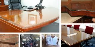 custom glass table tops for wood