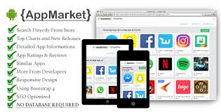 Download Appmarket Google Play Store Nulled
