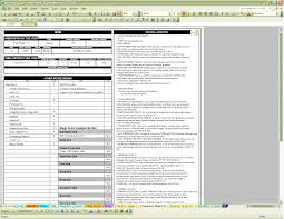 character sheet pathfinder pathfinder excel character sheet 1 likewise project samples