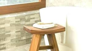 teak bath stool australia bathroom benches ideas stools and portable small shower bench seat seats ch teak bath chairs shower stool
