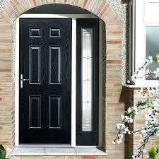 6 panel front doors fiberglass entry doors with sidelights 6 panel door front glass replacement 6