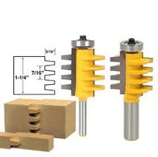finger joint router bit. yosoo 1/2\u0027\u0027 shank finger glue joint router bit cone tenon woodwork cutter