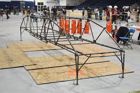 Steel Bridge Competition 2015 Merrimack