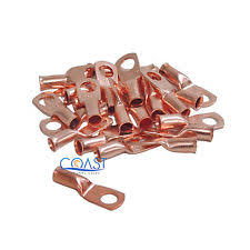 wire harness connectors ebay Wire Harness Connector Kit car audio 8 gauge awg 10 copper ring terminal connectors cur810 25 pcs wire harness connector repair kit