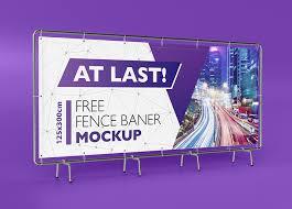 Free indoor banner stand mockup. Free Banner Mockup Mockups Design Free Premium Mockups