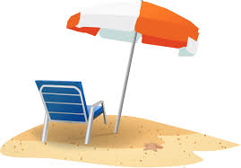beach umbrella and chair. Contemporary Beach Download This Image As Throughout Beach Umbrella And Chair