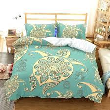 sea turtle crib bedding set sea turtle bedding set natural scenery sea turtle printed 4 bedding sea turtle crib bedding