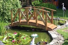 garden bridges. Simple Bridges Europa Low Rail Garden Bridge In Bridges O