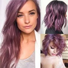 15 Awesome Trendy Mauve Hair Color 2018 For Great Appearance