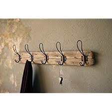 Amazon Coat Rack Wall Amazon Entryway Rustic Style 100 Hook Wall Mount Wooden Coat Rack 2