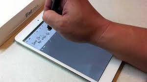 iPad Mini Leather Portfolio with writing Pad iPad Mini Black     TechnoBuffalo